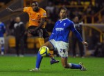 Wolverhampton Wanderers' English forward
