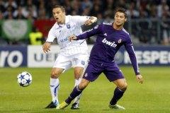 Cristiano Ronaldo, Dariusz Dudka