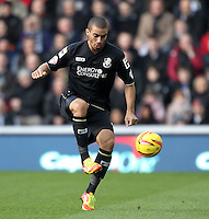 Football - The Football League Sky Bet Championship - Derby County v Bournemouth - Saturday 22nd february 2014 - iPro Stadium - Derby