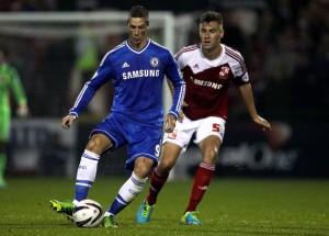 Grant+Hall+Swindon+Town+v+Chelsea+nDYl0V4Rex7l