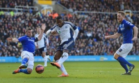 Birmingham City v West Bromwich Albion - FA Cup Fourth Round