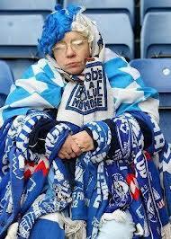 scarf lady