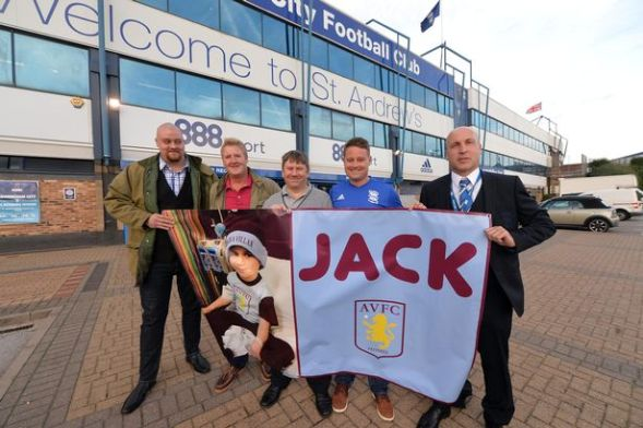birmingham-city-fans-have-set-up-a-just-giving-page-for-jack-edwards-who-passed-away-recently-they-are-pictured-before